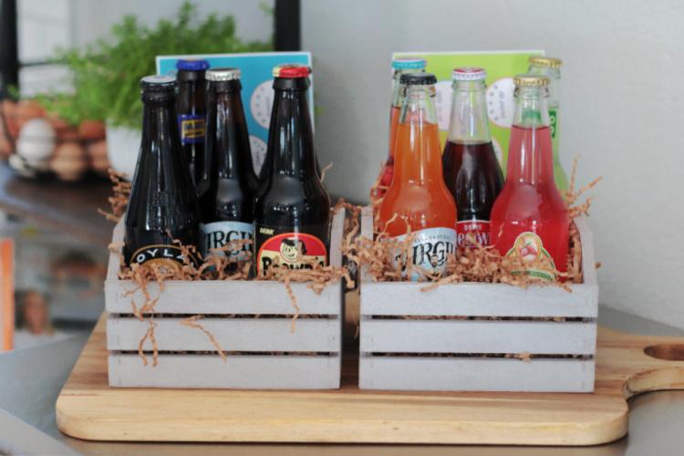 root beer sampler crates