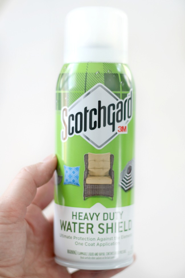 can of heavy duty scotchguard fabric protector