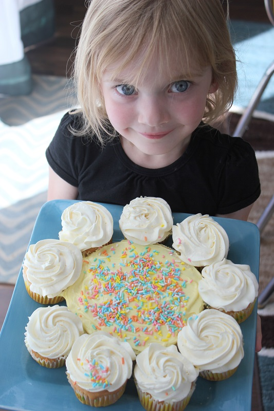 Cakes That Kids Can Make Gluesticks